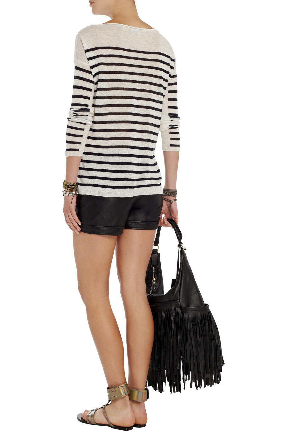 Knit linen sweater – 45% at the outnet.com