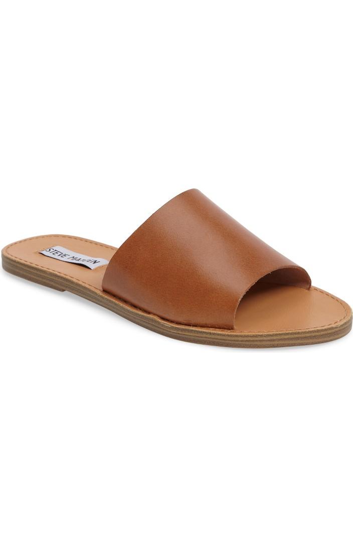 783dc3ef9a8 Steve Madden Grace Slide Sandal (Women)