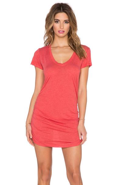 Saint Grace dress red