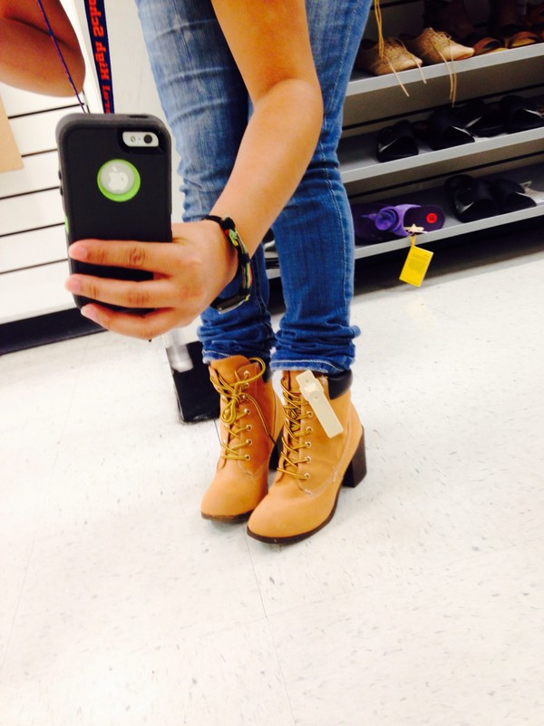 where can i find timberland heels journeys