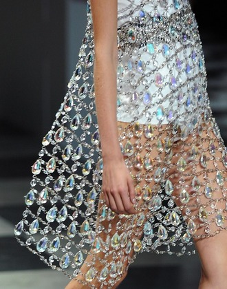 skirt jewel skirt diamonds