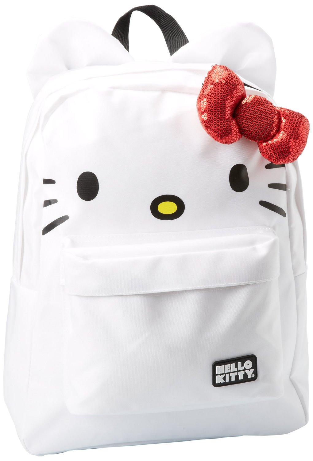Amazon.com: hello kitty sanbk0015 backpack,white/red/black,one size: clothing