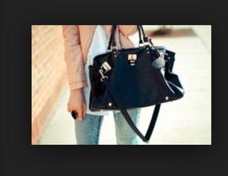 bag black bag black handbag pinterest tumblr bag