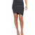 Grey Asymmetrical Skirt | Emprada
