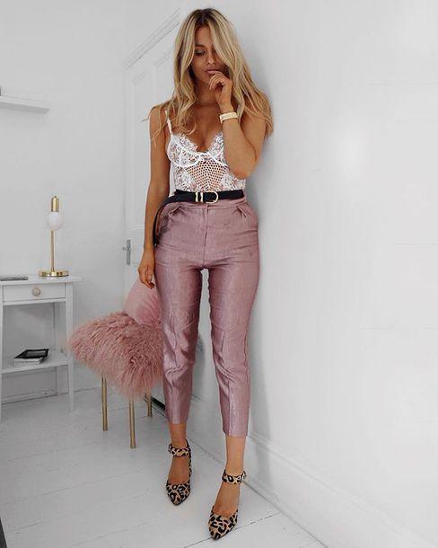 underwear party lingerie lingerie lace lingerie white lingerie bodysuit lace bodysuit white bodysuit pants pink pants
