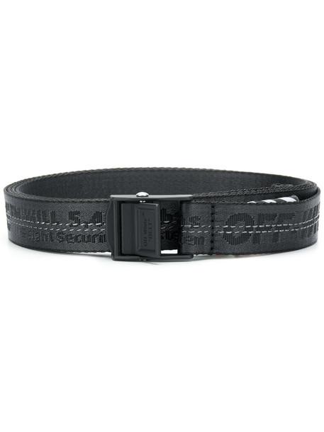 Off-White women belt black
