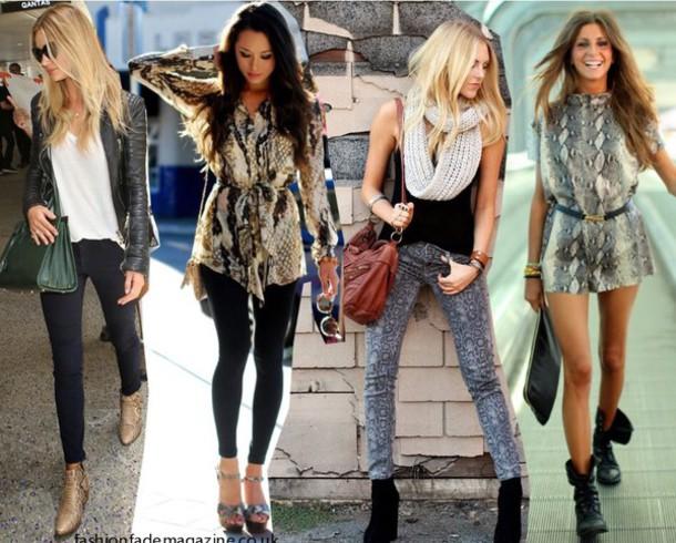 blouse snake print pants snake print dress snake print edgy fashion forward streetwear streetstyle street stylish pants