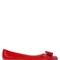 Varina patent leather ballerina flats