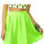 Neon Sia Skater Skirt   Outfit Made