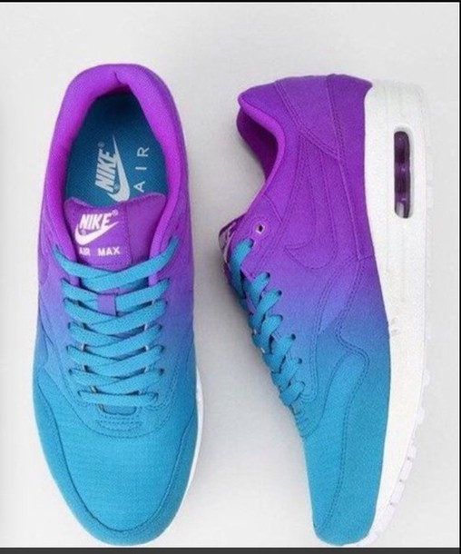 shoes ombre nike shoes