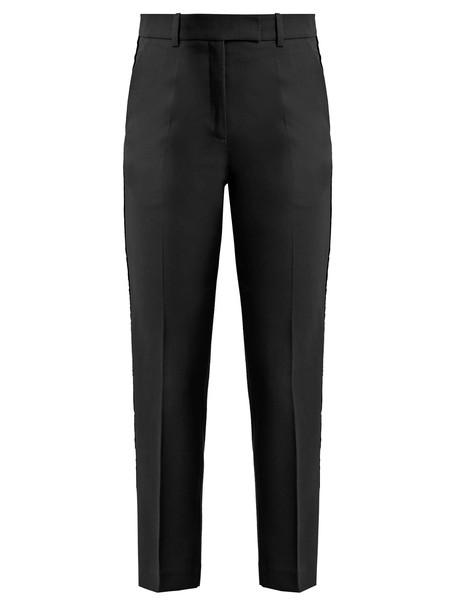 Racil wool black pants