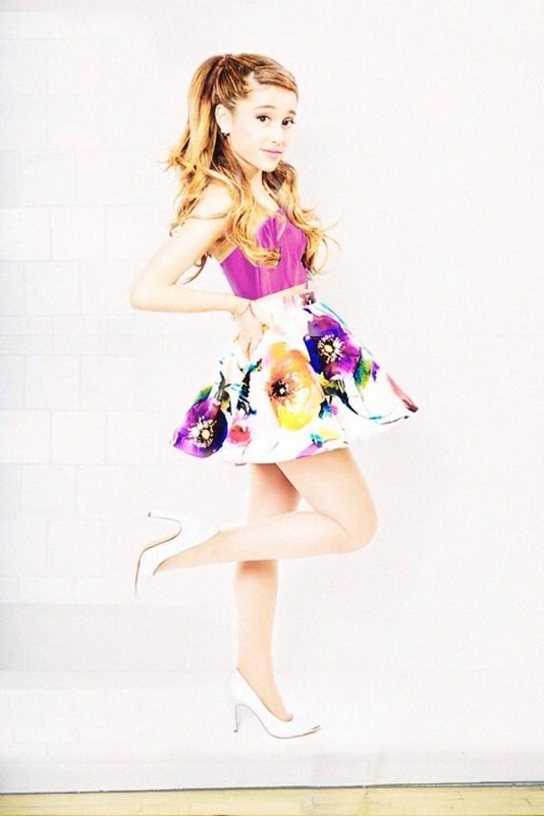 Ariana Grande Sweater Dress