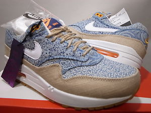 new arrivals a1bc5 a4a2c NIKE WMNS AIR MAX 1 LIB QS LIBERTY OF LONDON Blue Recall ...
