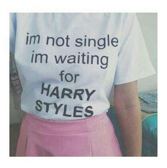harry styles graphic tee white t-shirt galentines day shirt funny t-shirt