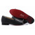Christian Louboutin Rollergirl Mens Flat Shoes Black Velvet