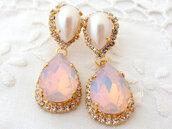 jewels,pearl earrings