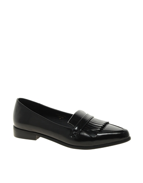 ASOS | ASOS MANDEM Pointed Flat Shoes at ASOS