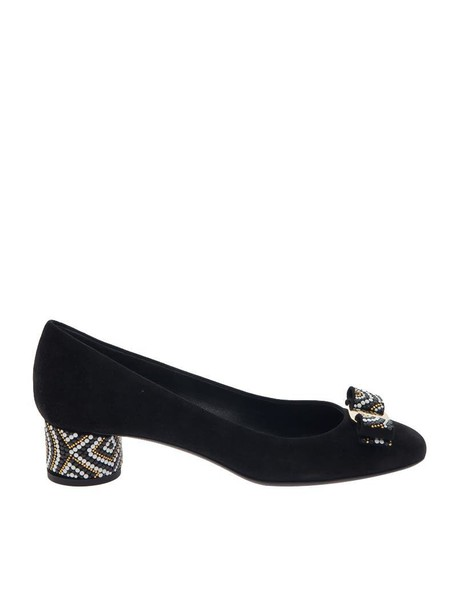 Salvatore Ferragamo pumps black shoes