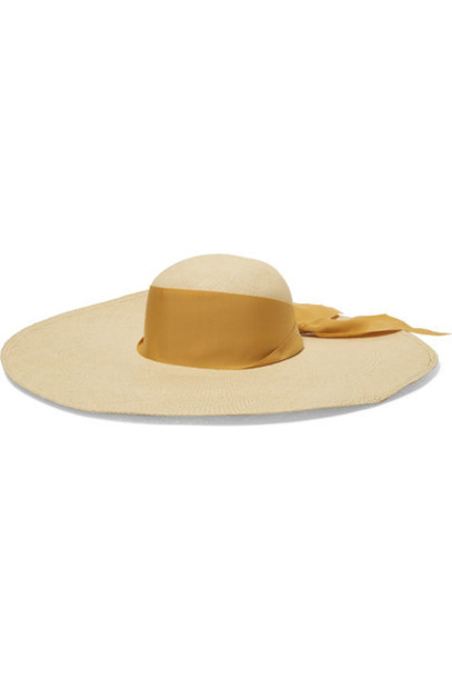 lady hat straw hat beige