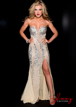 JASZ COUTURE 2014 4925 PROM DRESS on The Hunt