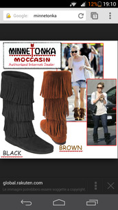 shoes,boots,simil minnetonka,moccasins,black,brown