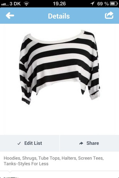 cute beautiful blouse stripes adorable awesome summer crop tops