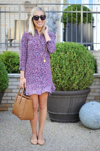 lemon stripes blogger dress bag jewels