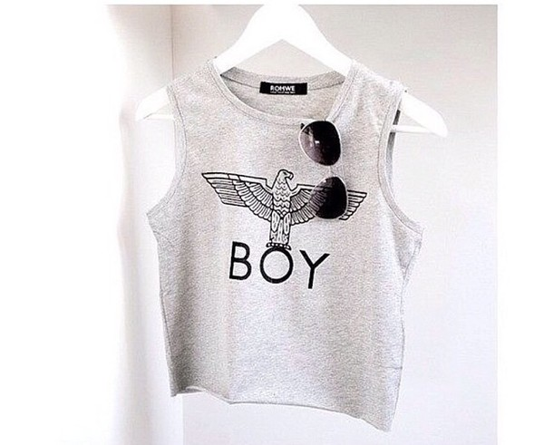 t-shirt designer shirt boy sunglasses classic white crop tops tank top