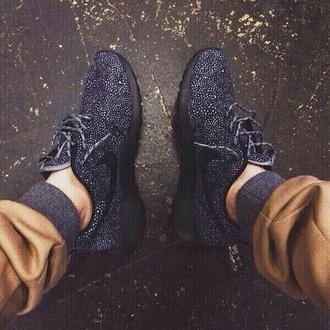 shoes nike roshe run mens shoes charcoal nike custom