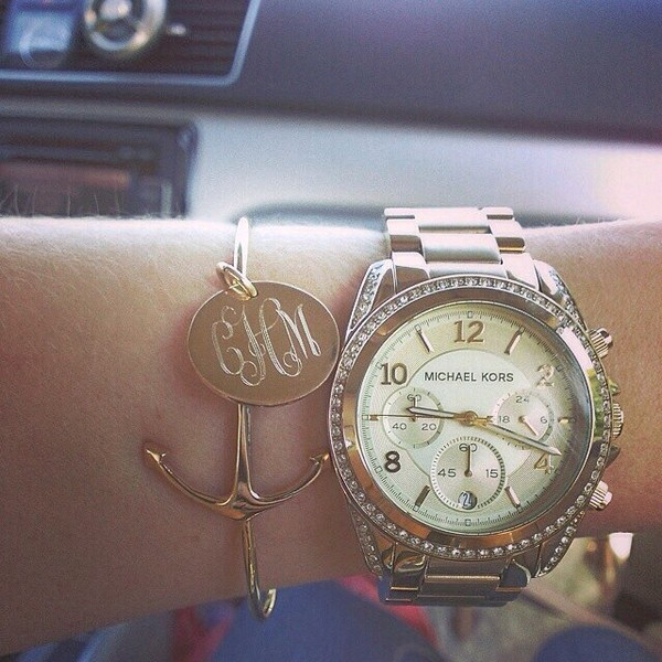 jewels michael kors michael kors watch gold watch