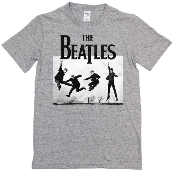 The Beatles Jump T-shirt - newgraphictees.com