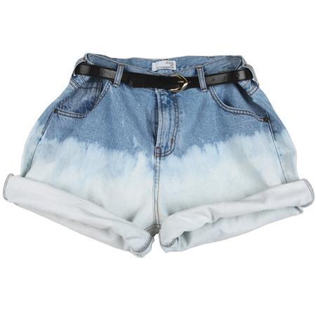Runwaydreamz : Jett Vintage Frayed Studded Shorts ($100-200) - Svpply