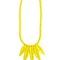 Colar penas necklace