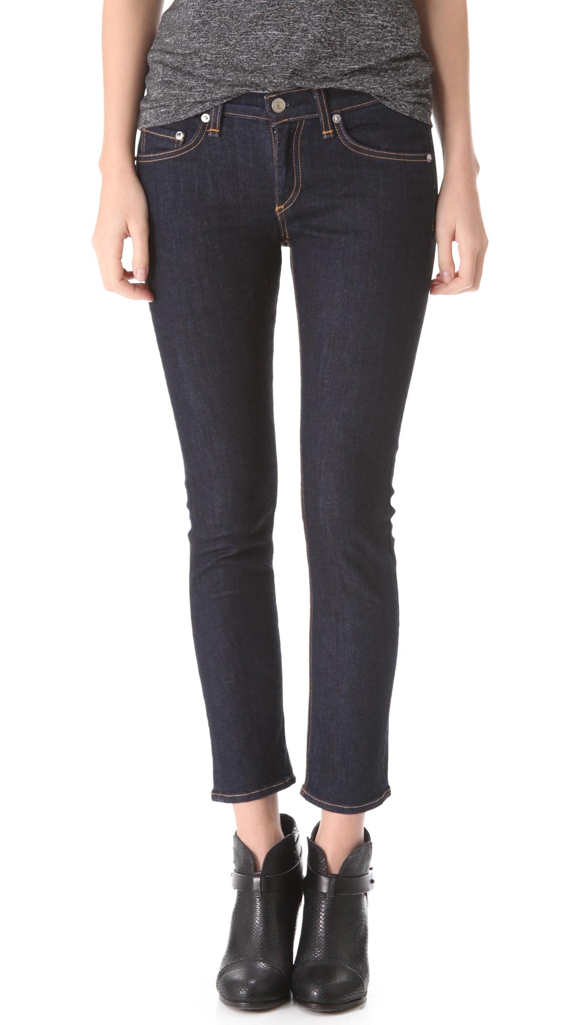 Rag & Bone/JEAN Capri Jeans | SHOPBOP