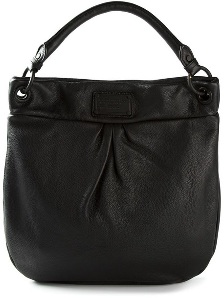 bag black marc by marc jacobs marc jacobs leather purse electro hillier hobo hobo bag