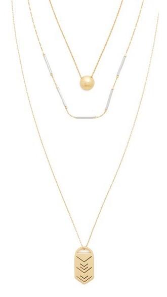 long necklace vintage long dog necklace gold jewels