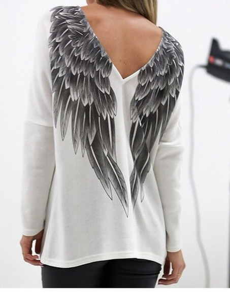 backless wings
