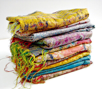 scarf kantha scarves scarves women scarves large scarf fall scarves shawl extra large scarf handmade scarf