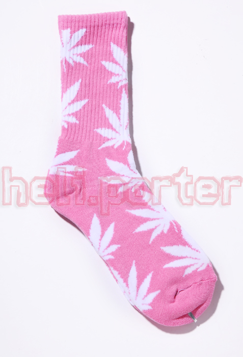 New Plantlife Socks SF Weed Leaf Crew Sock Plant Life 2013 Brand New | eBay