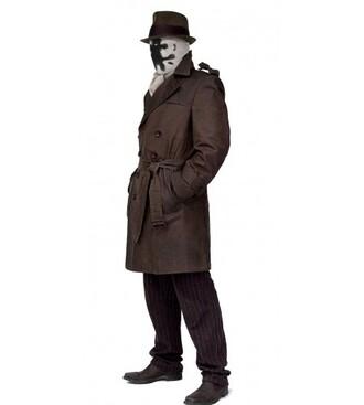coat watchmen jackie menswear fashion movie trendy trending dress