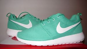 Nike Roshe Run Arctic Green Gamma Grey Sz 8 13 511881 610 FB Yeezy DS Jade | eBay