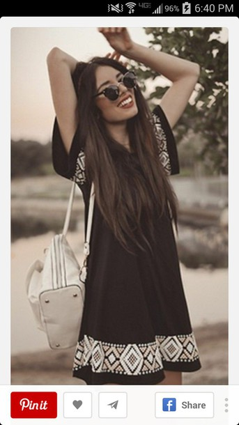 dress back packs bag sunglasses