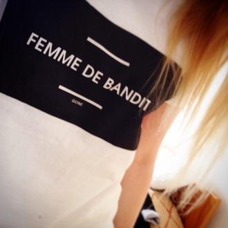 t-shirt rad tee shirt white t-shirt bandit