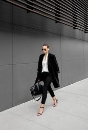 modern legacy,shirt,pants,jacket,shoes,bag,sunglasses,jewels,camilla and marc