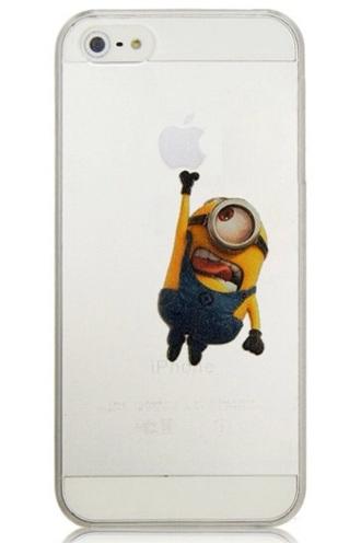 phone cover minions phone case iphone 5c