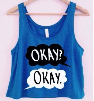 shirt crop tops movies clothes fangirl the fault in our stars
