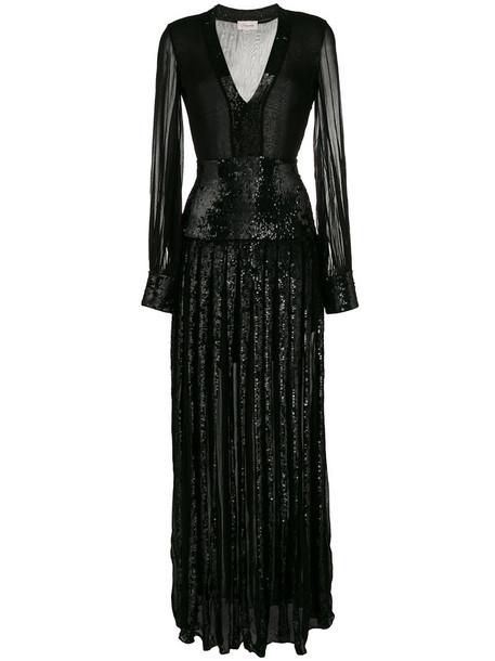 Temperley London dress women black