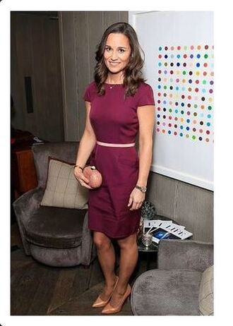 dress pippa middleton pumps midi dress cocktail dress