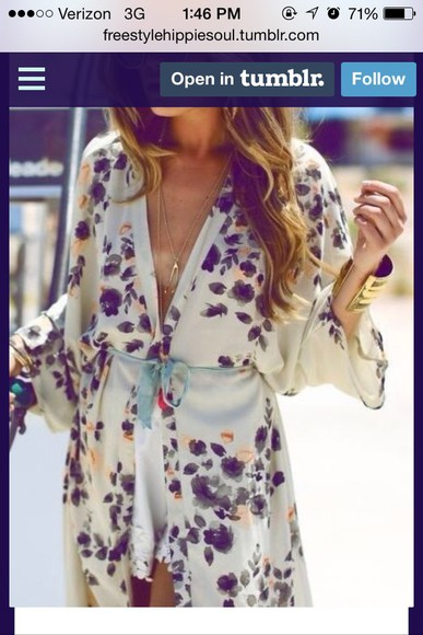 dress white silk romper boho hippie floral dress cream flowy dress