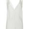 Ivory maria silk jacquard tank | moda operandi